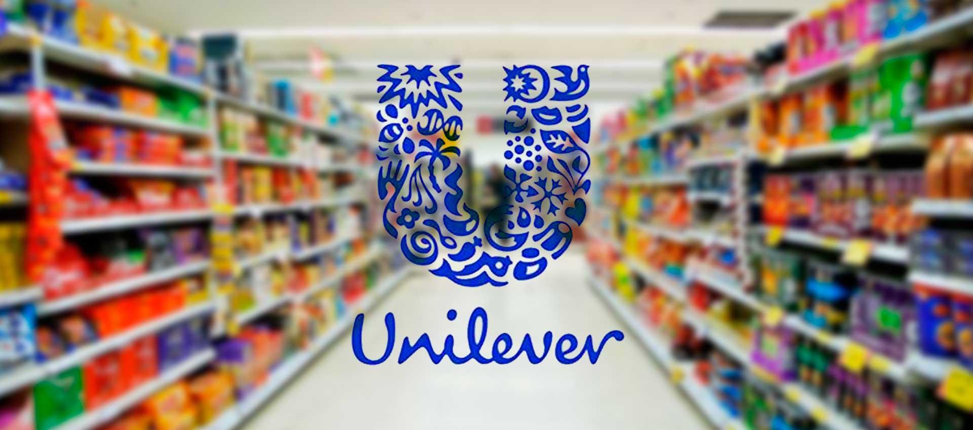 Unilever banner