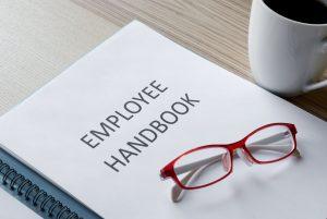 employee handbook is useful for restaurants
