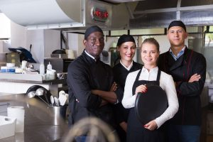 new testaurant employees onboarded